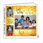 Alban 2-4 - 6x6 Photo Book (20 pages)