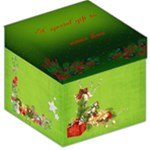 Christmas gift box storage stool - Storage Stool 12