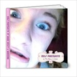 Reezys Self Portraits 2013 - 6x6 Photo Book (20 pages)