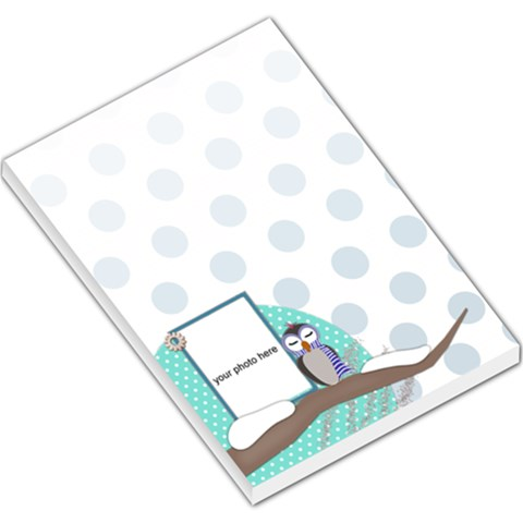 Owls Knows Memo Pad By Zornitza   Large Memo Pads   Lnarqb54t2z9   Www Artscow Com