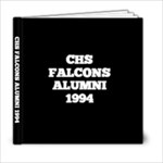 final Central Alumni Yearbook 1994 - 6x6 Photo Book (20 pages)