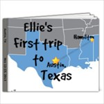 first trip to tx - 9x7 Photo Book (20 pages)