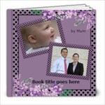 My lilac Picture book 8x8  (20 pages) - 8x8 Photo Book (20 pages)