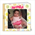 Noga 1 - 6x6 Photo Book (20 pages)