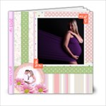 pregnancy album - 6x6 Photo Book (20 pages)