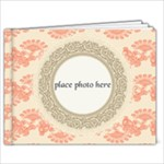 Just Peachy_9x7 - 9x7 Photo Book (20 pages)