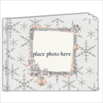 Silvery_Christmas_9x7 - 9x7 Photo Book (20 pages)