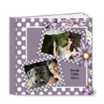 Our  lilac Picture Deluxe book 6x6  (20 pages) - 6x6 Deluxe Photo Book (20 pages)
