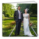 my sisters wedding - 8x8 Deluxe Photo Book (20 pages)