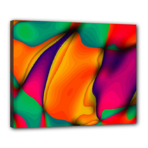 Crazy Effects  Canvas 20  x 16  (Framed) by ImpressiveMoments