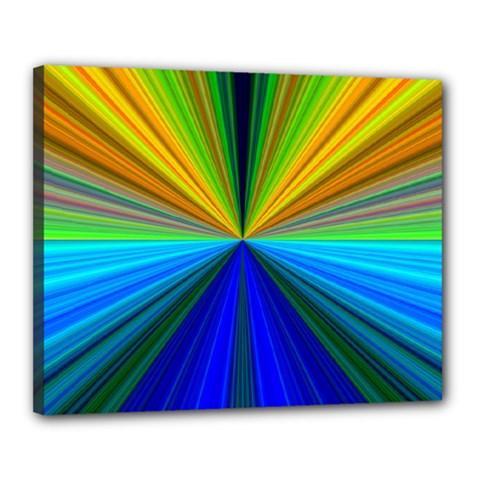 Design Canvas 20  X 16  (framed) by Siebenhuehner
