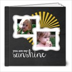 Chalkboard Love-Sunshine-Word art- 8x8 Photo Book - 8x8 Photo Book (20 pages)