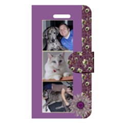 Apple iPhone 5S/ SE Leather Folio Case