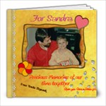 Sandra Girl - 8x8 Photo Book (20 pages)