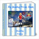 My Amazing Dream Book for Boys - 8x8 Photo Book (20 pages)