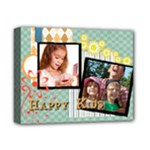 kids - Deluxe Canvas 14  x 11  (Stretched)