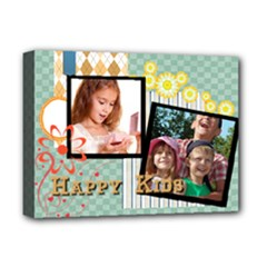 kids - Deluxe Canvas 16  x 12  (Stretched)