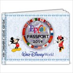 Passport v4 - 7x5 Photo Book (20 pages)