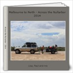 Nullabor 2014 - 12x12 Photo Book (20 pages)