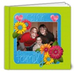 Adoption Profile Book 8x8 - 8x8 Deluxe Photo Book (20 pages)