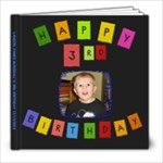landon 3rd - 8x8 Photo Book (20 pages)