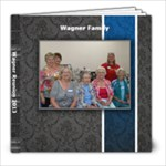 Reunion 2013 - 8x8 Photo Book (20 pages)