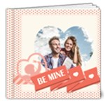 love book - 8x8 Deluxe Photo Book (20 pages)