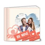 love book - 6x6 Deluxe Photo Book (20 pages)