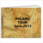 POLAND - 9x7 Photo Book (20 pages)