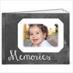 Chalkboard Love - Any theme- 11x8.5 Photo Book - 11 x 8.5 Photo Book(20 pages)