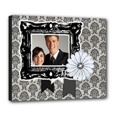 wedding - Deluxe Canvas 24  x 20  (Stretched)