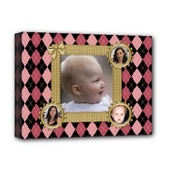My Princess Deluxe 16x12 Canvas Stretched - Deluxe Canvas 16  x 12  (Stretched)