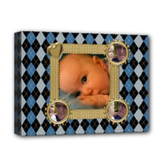 My Prince Deluxe 16x12 Canvas Stretched - Deluxe Canvas 16  x 12  (Stretched)