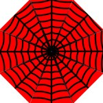 Spiderweb Umbrella - Folding Umbrella