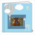 Mixed photo book - 8x8 Photo Book (20 pages)