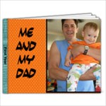 dADDY AND meFinal#23 - 7x5 Photo Book (20 pages)