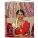 Asha Photo Book - 8x10 Deluxe Photo Book (20 pages)