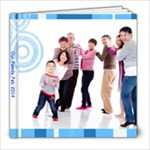 Family Feb 2014 - 8x8 Photo Book (20 pages)