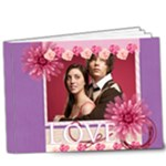 love - 9x7 Deluxe Photo Book (20 pages)