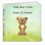 Teddy Bear - 8x8 Photo Book (20 pages)