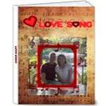 Love Song 8x10 album - 8x10 Deluxe Photo Book (20 pages)