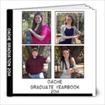 Graduation 2014 - 8x8 Photo Book (20 pages)
