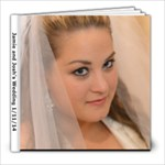 wedding new 3 - 8x8 Photo Book (20 pages)