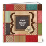 Thoughts of Friendship 8x8 - 8x8 Photo Book (20 pages)