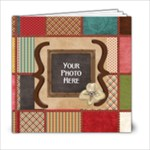Thoughts of Friendship 6x6 - 6x6 Photo Book (20 pages)