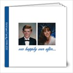 kirkham family 1999-2013 - 8x8 Photo Book (20 pages)