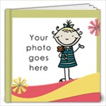 Summer Fun 12x12 album - 12x12 Photo Book (20 pages)