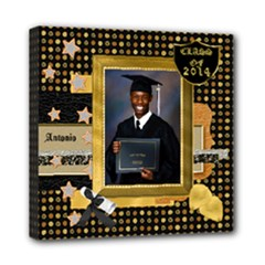 Class of 2014_2 - Mini Canvas 8  x 8  (Stretched)
