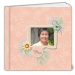 8x8 (DELUXE): Mother - 8x8 Deluxe Photo Book (20 pages)