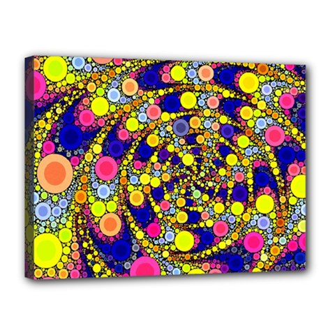 Wild Bubbles 1966 Canvas 16  X 12  (framed) by ImpressiveMoments